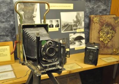 Geschichte der Kriminalfotografie